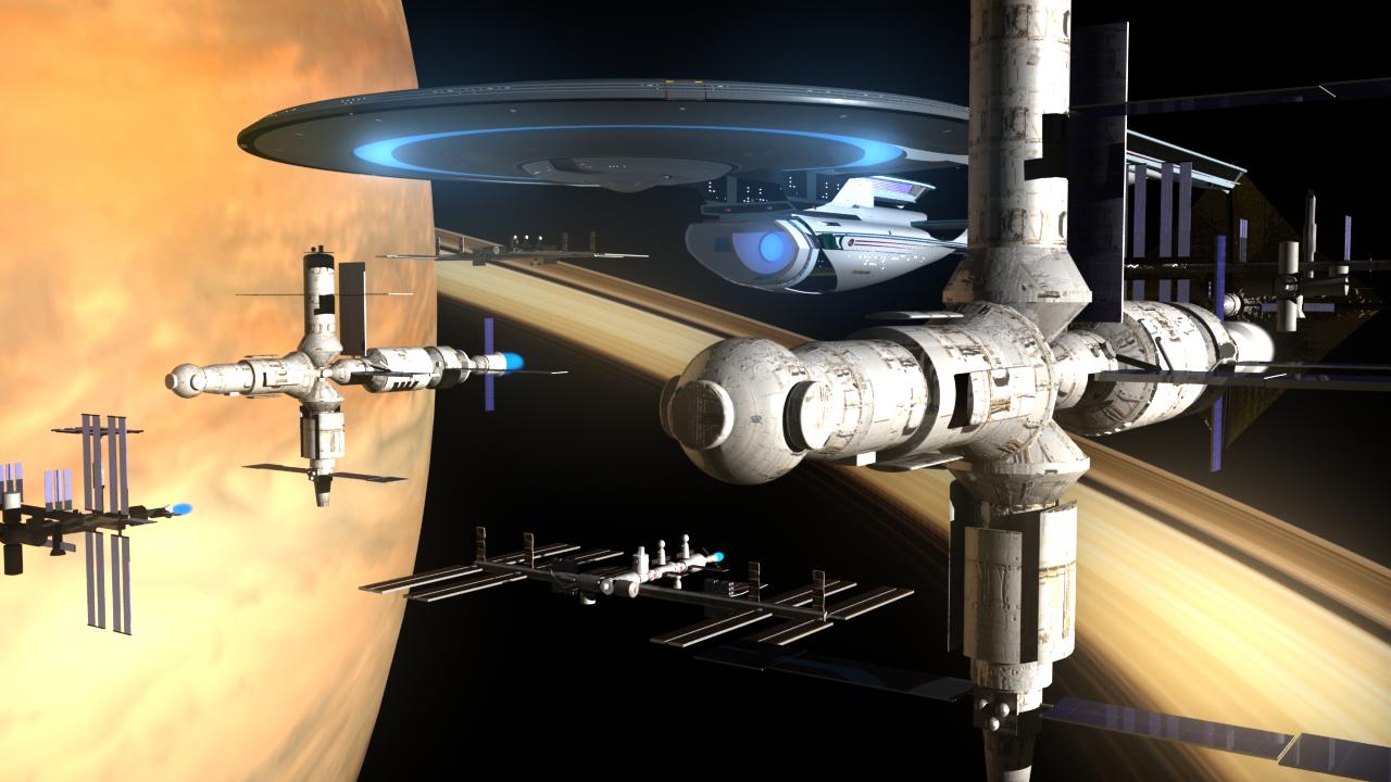 NASA plans to send Star Wars type Spacecraft Swarm for ...