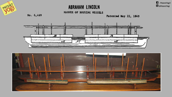 Lincoln Patent