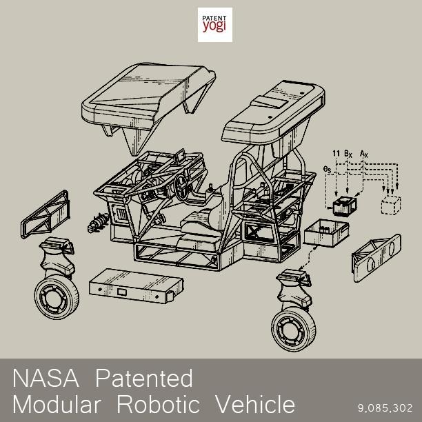 PatentYogi_9,085,302_NASA-Modular-robotic-vehicle