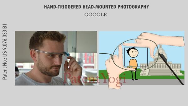 PatentYogi_US9076033)Hand-triggered-head-mounted-photography