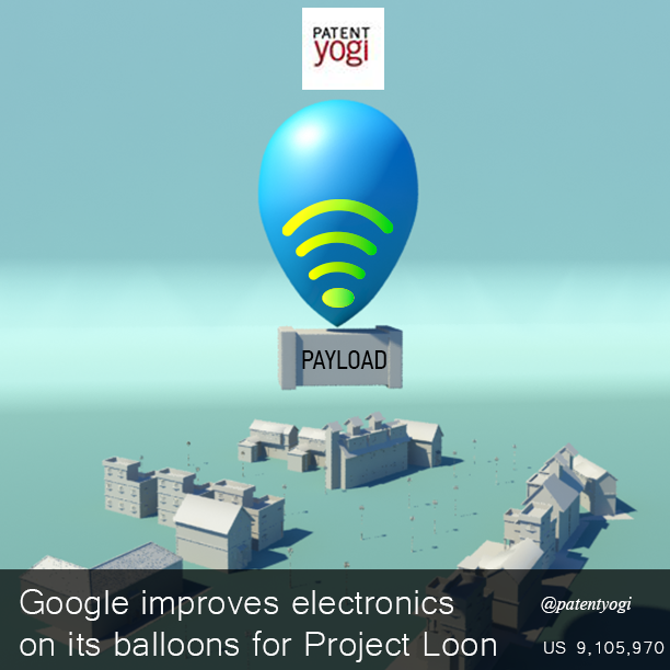 PatentYogi_Balloon-payload-with-balloon-to-balloon-communications-and-avionics-on-top_9,105,970