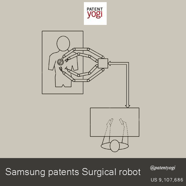 PatentYogi_Samsung-patents-Surgical-robot_9107686