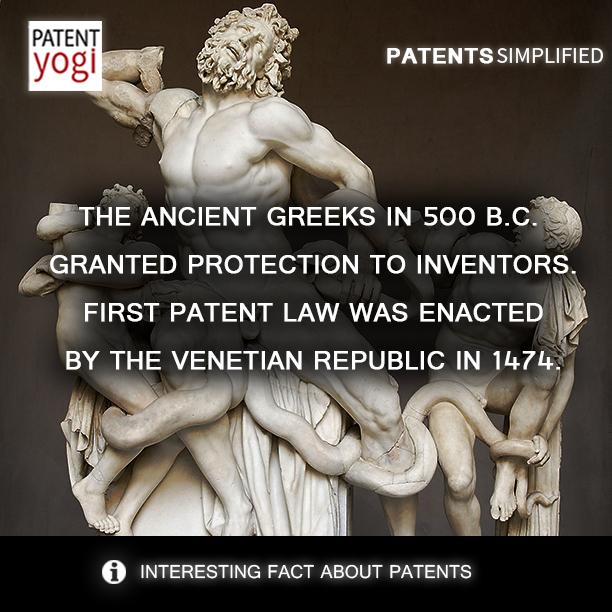 PatentYogi_Interesting Fact about patents