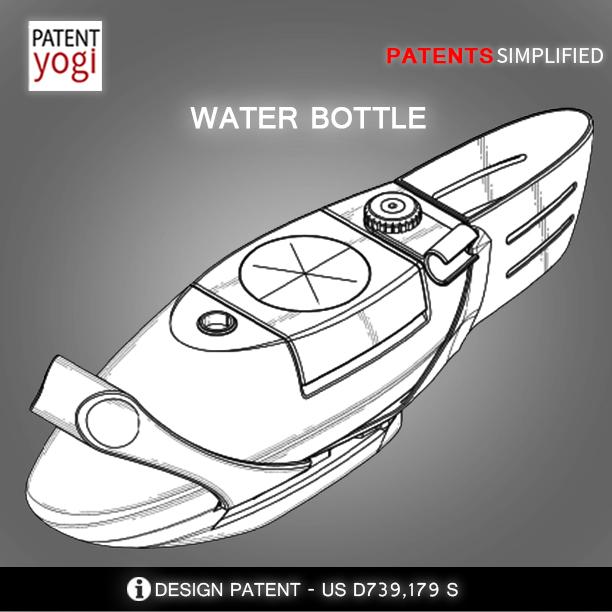 PatentYogi_Water Bottle