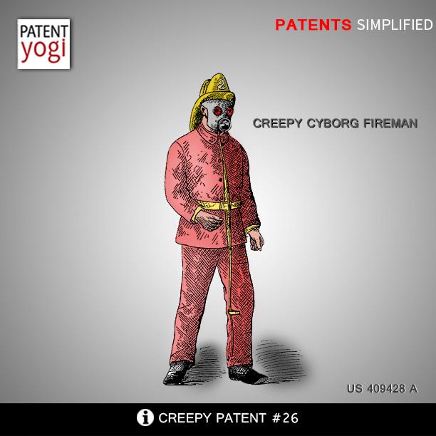 CreepY -Cyborg-Fireman