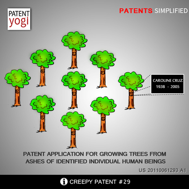 PatentYogi-creepy-patents-Patent-application-for-growing-trees-from-ashes-of-identified-individual-human-beings