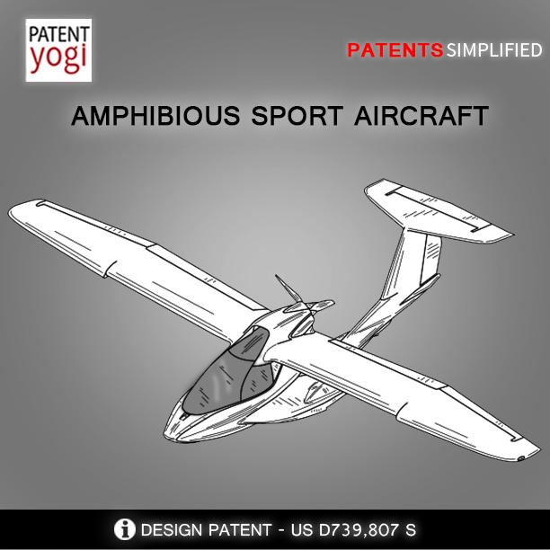 PatentYogi_Amphibious Sport Aircraft