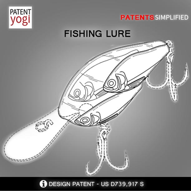 PatentYogi_FISHING LURE