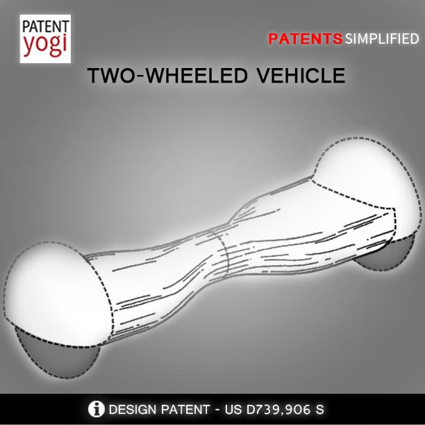 PatentYogi_TWO-WHEELED VEHICLE