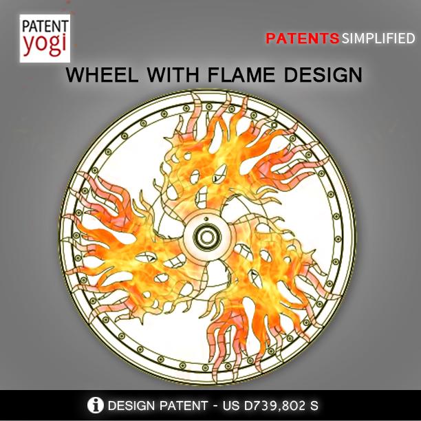 PatentYogi_WHEEL-WITH-FLAME-DESIGN