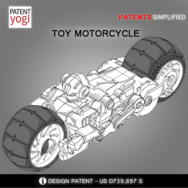 PatentYogi_TOY MOTORCYCLE