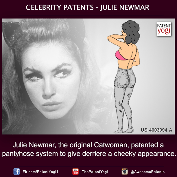 Julie newmar in pantyhose images 402