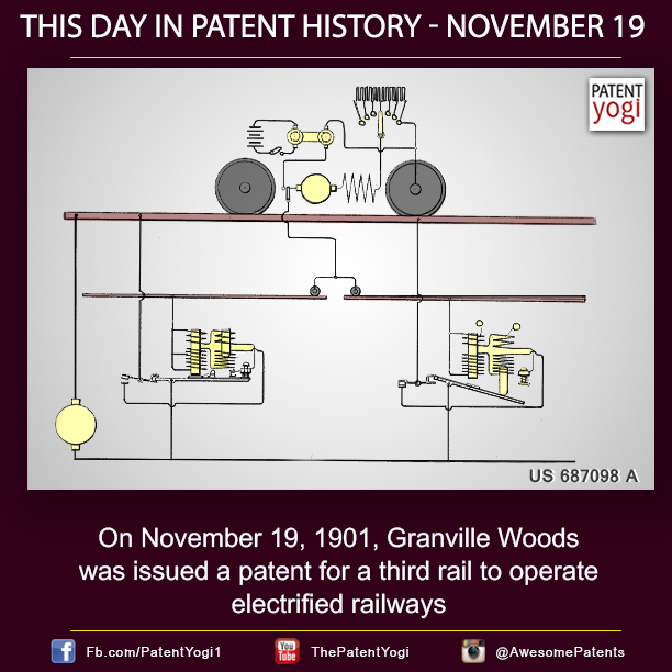 PatentYogi-On-November-19-1901-Granville-Woods-was-issued-a-patent-for-a-third-rail-to-operate-electrified-railways