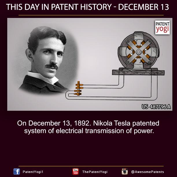 PatentYogi_On December 13, 1892