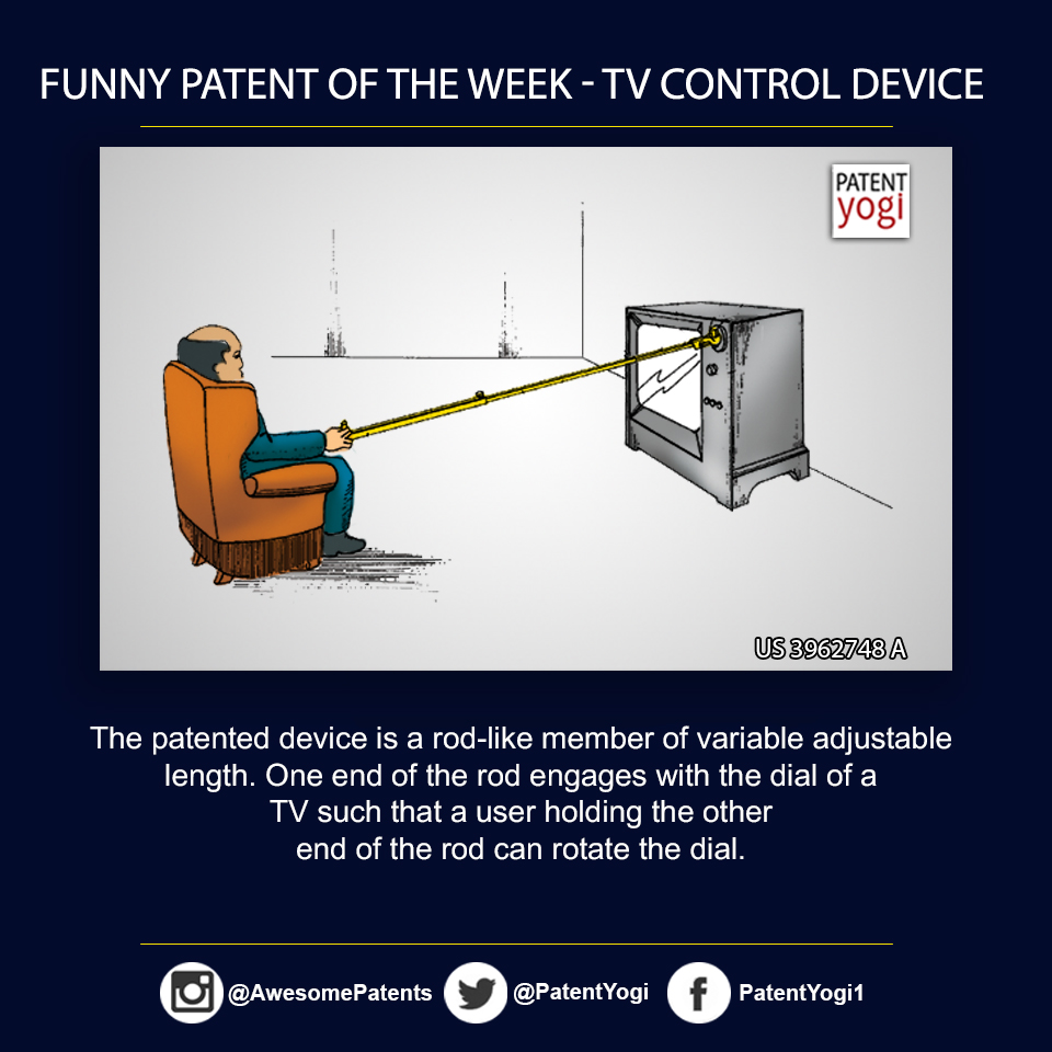 PatentYogi_Funny patent of the week-The patented device is a rod-like member of variable adjustable length