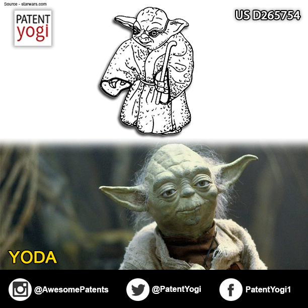 PatentYogi_Starwars_Yoda_USD265754