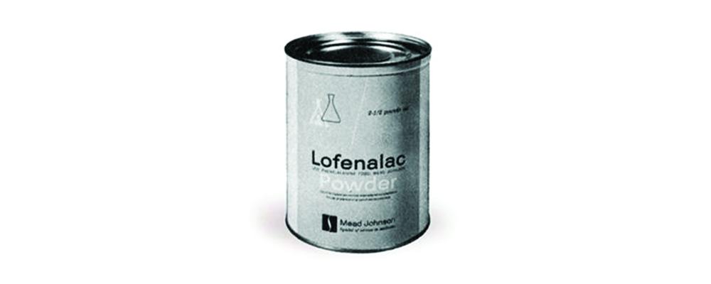 Lofenalac (Image Credit - Mead Johnson Nutrition)