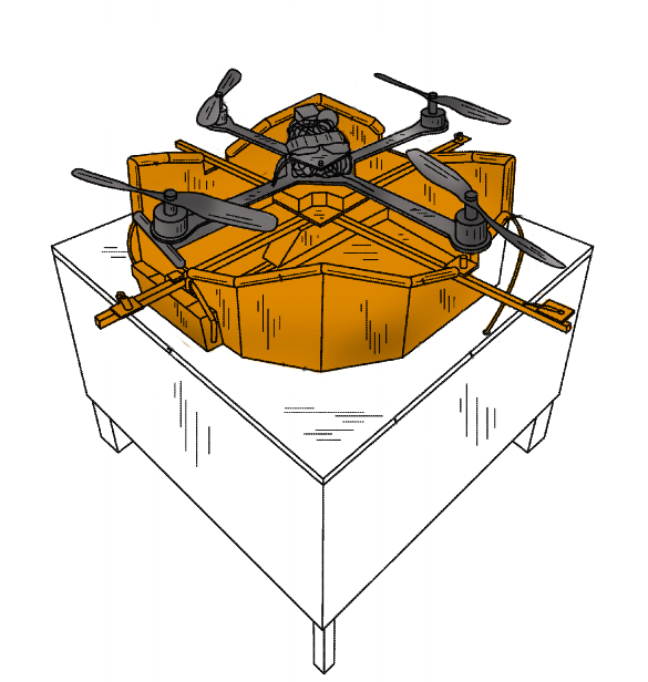 PatentYogi_Robust And Autonomous Docking And Recharging Of Quadrotors
