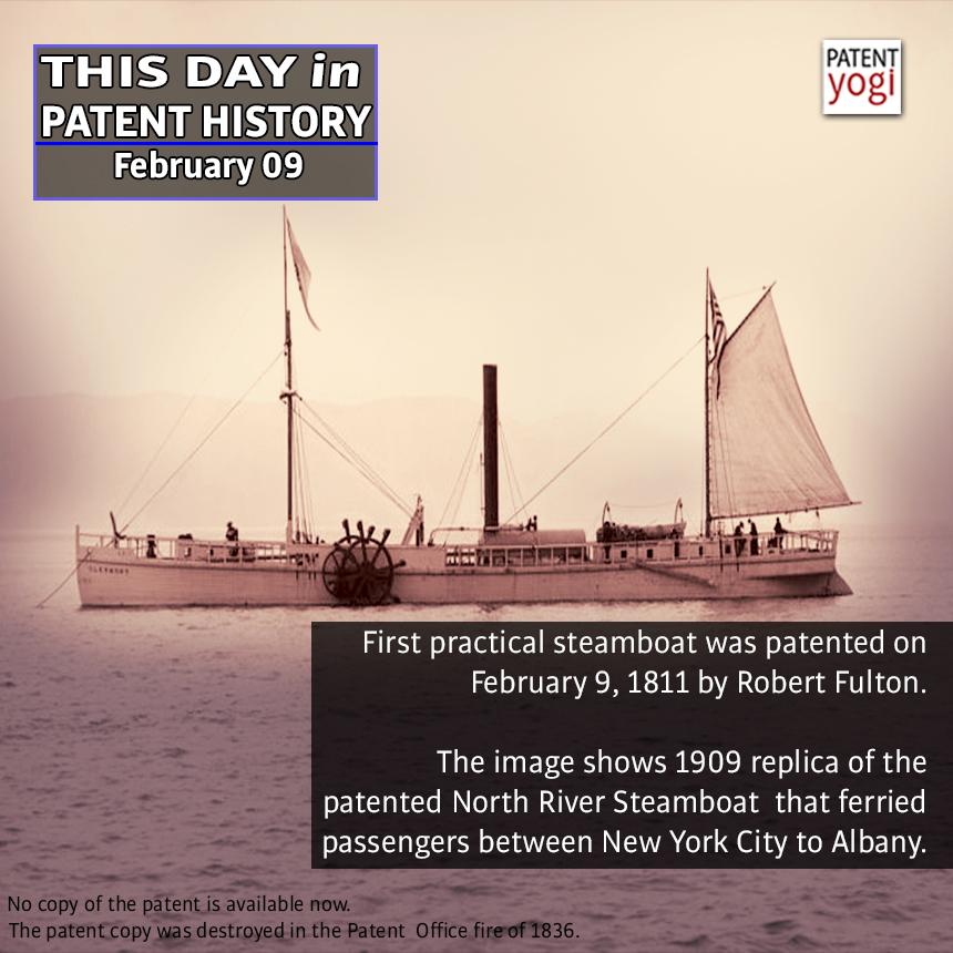 PatentYogi_This Day in Patent History_Feruary 09