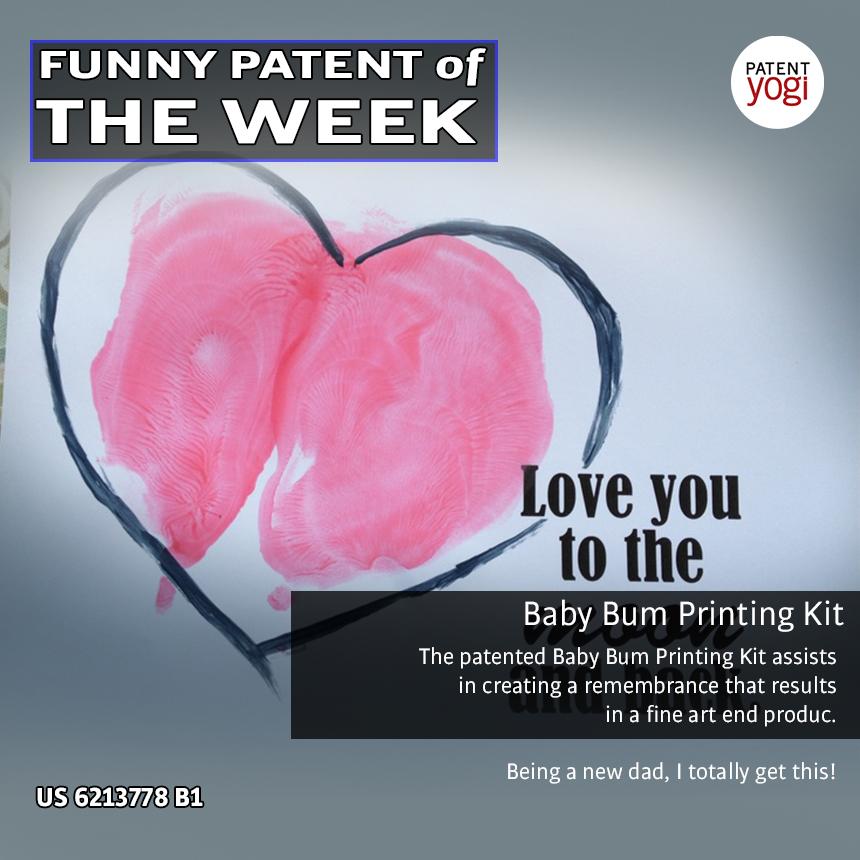PatentYogi_Funny Patent of the Week