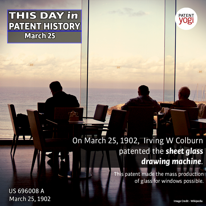 PatentYogi_This Day in Patent History_March 25