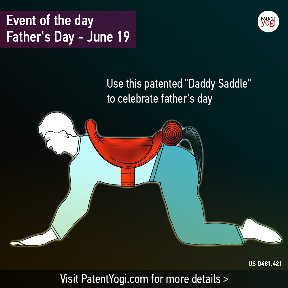 PatentYogi_Event of the day - Father's Day
