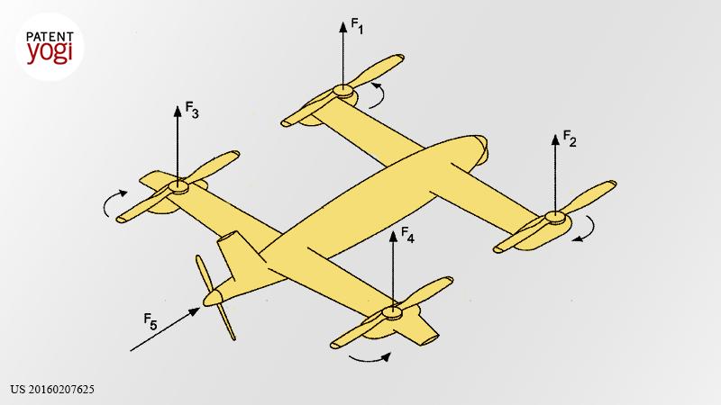 Airbus-patents-Quadcruiser