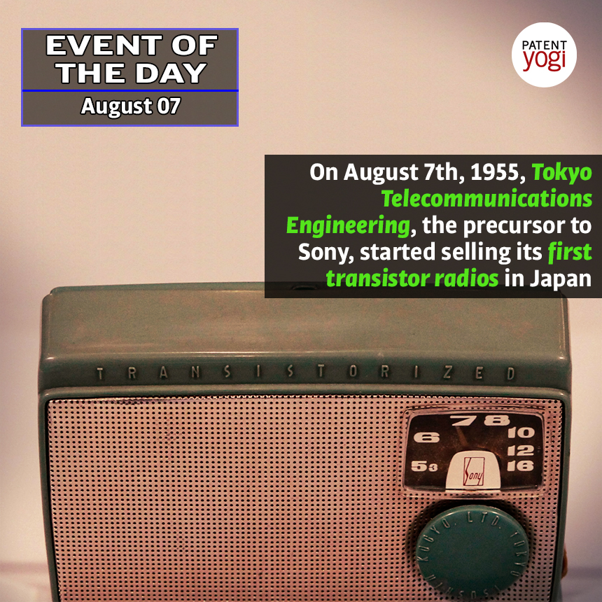 PatentYogi_Event of the day_Aug 07