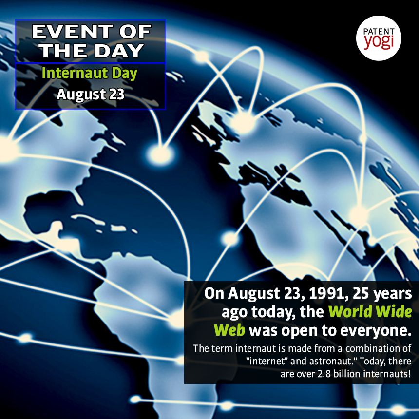 PatentYogi_Event of the day_August 23