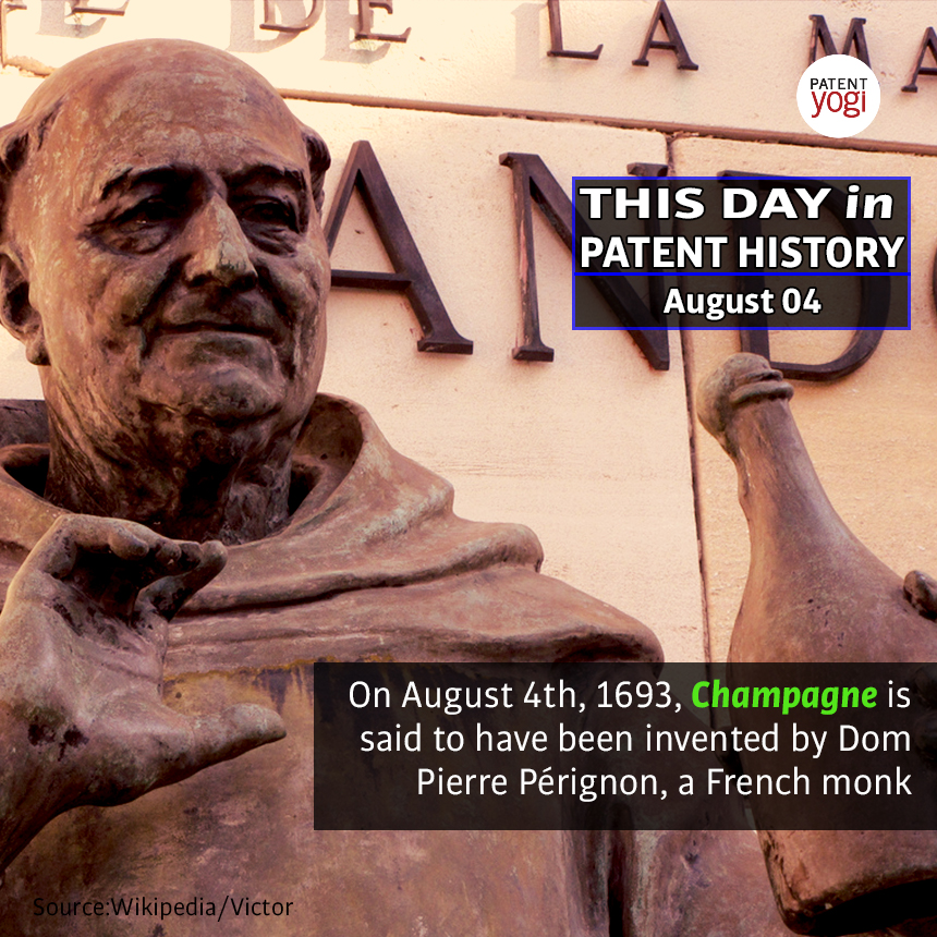 PatentYogi_This Day in Patent History_Aug 04
