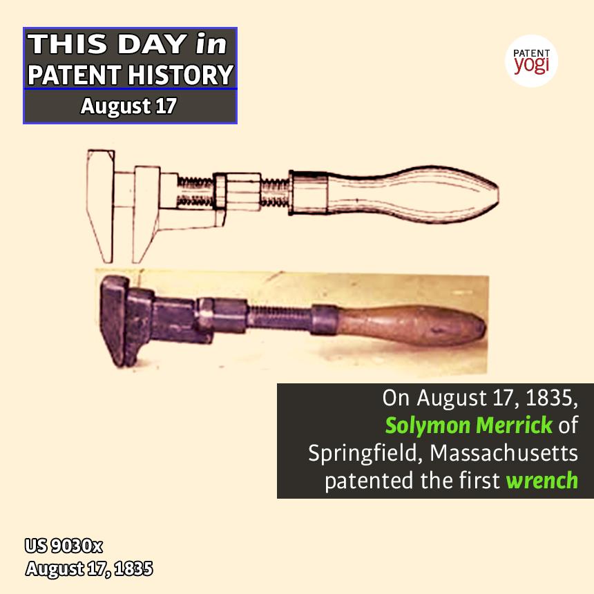 PatentYogi_This Day in Patent History_Aug 17