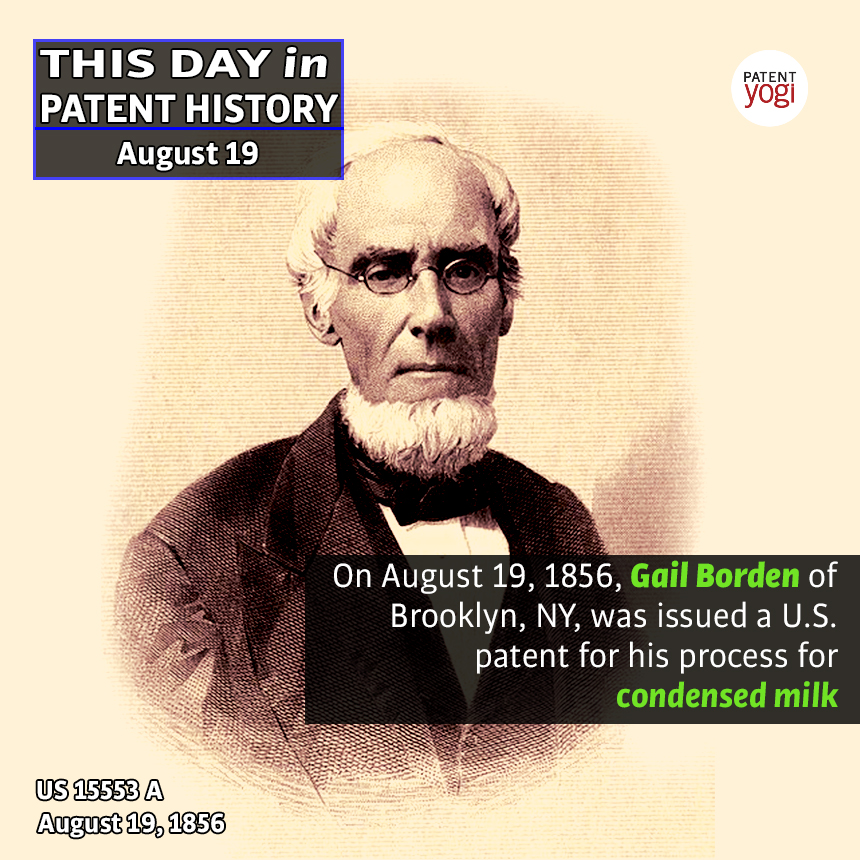 PatentYogi_This Day in Patent History_Aug 19