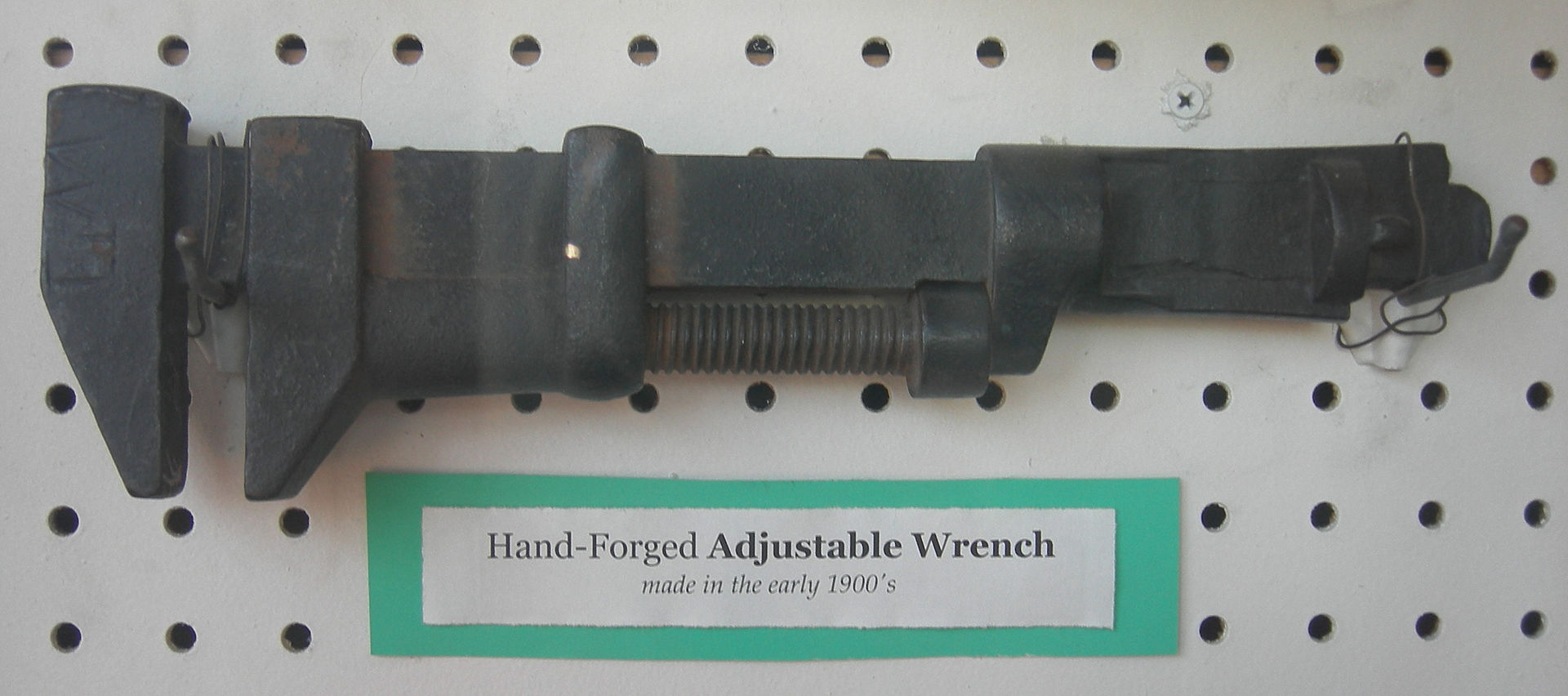 Patent An Idea >> First wrench was patented this day - This Day in Patent ...