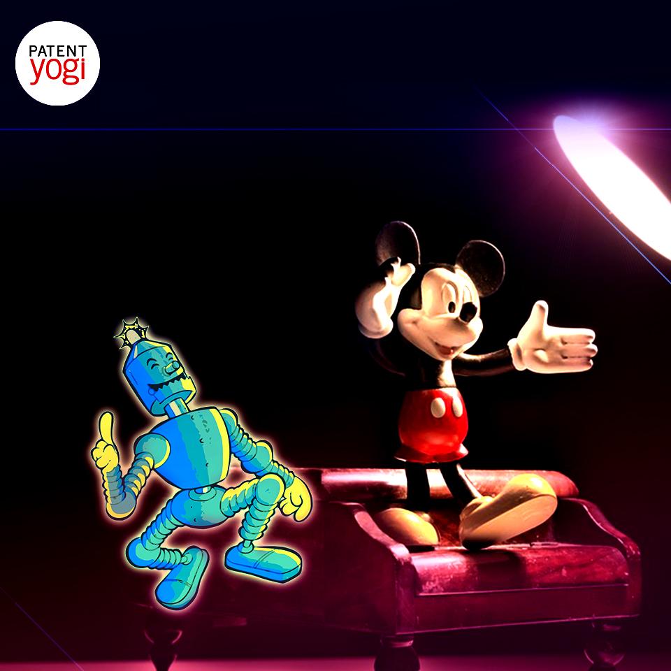 PatentYogi_Disney characters to come alive as robots2