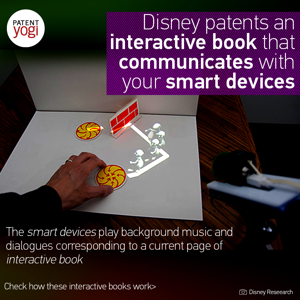 patentyogi_disney-patents-an-interactive-book-that-communicates-with-your-smart-devices