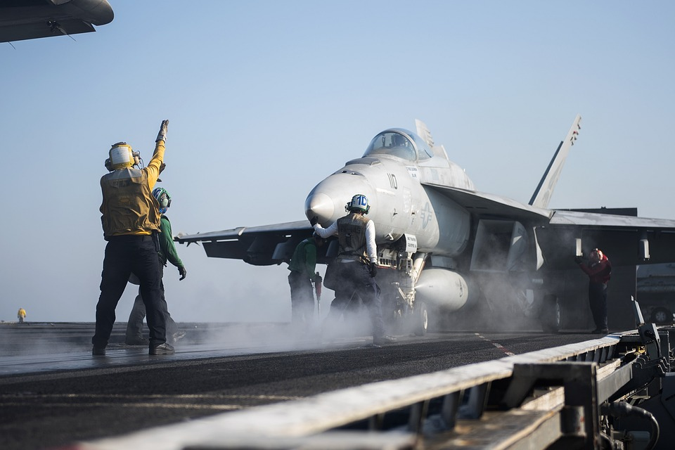 How US Navy plans to produce jet fuel from seawater on-board