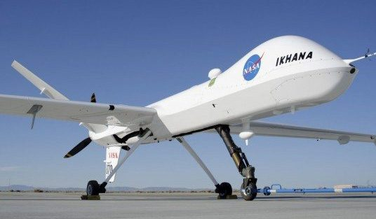 NASA makes drones safer for humans