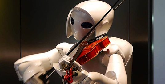 Google has invented a Robot Music Composer