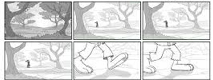 Disney patents industry revolutionizing automated storyboarding system