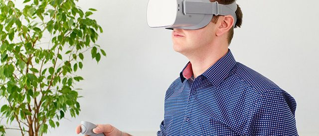 Experience the virtual world like you haven't experience it before!