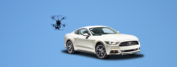Now Juice Up Your Electric Vehicles With Ford Drone